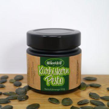 Kürbiskern Pesto 100g im Glas