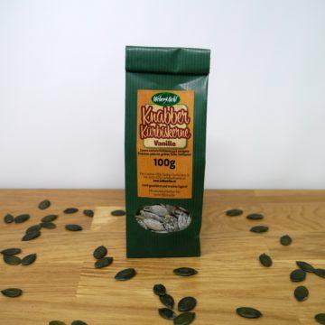 Kürbskerne Vanille 100g Beutel