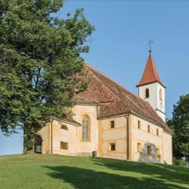 St. Sebastiankirche - Wahrzeichen von Söding